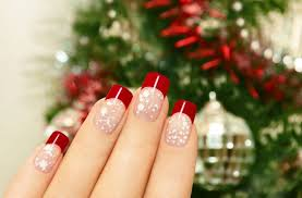 10 Tipů Na Vánoční Nehty S Kterými Zazáříte U Stromečku I Na