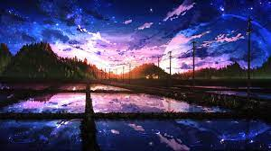 Anime Scenery Wallpaper 1920X1080 (Page ...