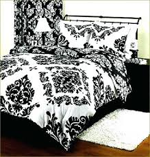 damask bedding black and white damask comforter black and white damask bedding target designs black and