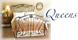 QUEEN IRON BEDS - The American Iron Bed Co.