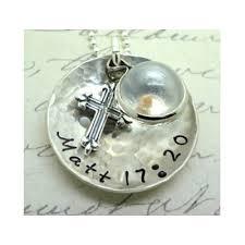 faith mustard seed necklace matthew 17