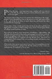 best college essays gabrielle glancy amazon best college essays 2016 gabrielle glancy 9780997352955 com books