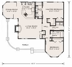 Small One Bedroom Apartment Floor Plans 50 One 1 Bedroom Apartment House Plans Bedroom Floor Plans