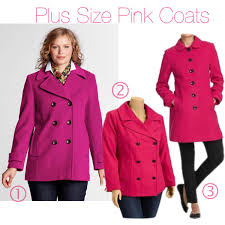 pea coats for plus size women tradingbasis