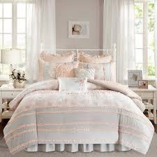 madison park serendipity cotton percale duvet cover set
