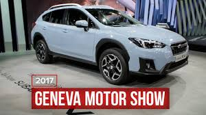 2018 subaru xv colors. simple colors geneva auto show 2017 intended 2018 subaru xv colors