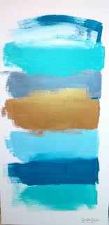 abstract painting titled moments
