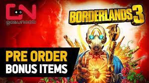 Borderlands 3 - Where to find PreOrder Bonus Deluxe Items ...