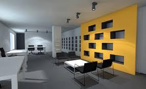 architectural design office. 3D Architectural Visualization (BE Office Design / Devon And California IL) C