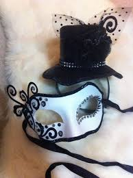 diy masquerade mask and chapeau homemade by korie 3