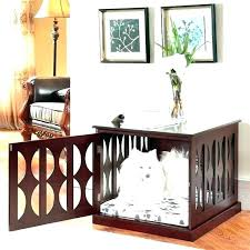 luxury dog crates furniture. Pet Crate Furniture Dog Ideas Crates Luxury For A