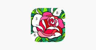Coloring by numbers, this is a relaxing app for relieving stress in everyday life. Happy Color Coloring Games On The App Store