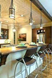 Light fixture over breakfast bar. Let S Find Ideas For Decorating Lights That Are Around You Breakfast Bar Lighting Modern Design
