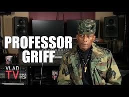 Professor Griff on Getting Kicked Out of Public Enemy for Anti-Jewish  Comments - YouTube