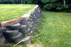 tire wall tire retaining wall ideas tire wall country tire retaining wall design tyre retaining wall ideas