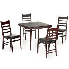 attractive costco folding table and chairs with dining table chairs costco love the idea of a