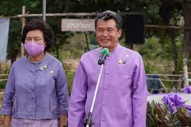 """อธิบดี พช. ร่วมกับประธานสภาสตรีฯ ปักหมุดพื้นที่เขาขยายนำปลูกต้นไม้ในโครงการ  """"รวมพลังสตรีอาสาพัฒนา ปลูกป่าเฉลิมพระเกียรติ""""  เนื่องในโอกาสวันเฉลิมพระชนมพรรษา """"สมเด็จพระนางเจ้าสุทิดา พัชรสุธาพิมลลักษณ  พระบรมราชินี"""" - กรมการพัฒนาชุมชน"""