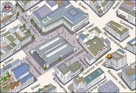 charles fox tavistock street location map