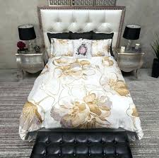 cherry blossom duvet covers gold and grey bedding natori cover red
