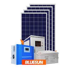 Inverter For Solar Panels Design Bluesun Off Grid Solar System Power Design Pv 2000 Watt Solar Panels 2000w Inverter 2000w Solar Kit Buy Solar Kits For Africa 2000w Solar Panel