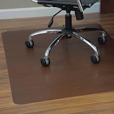 best office chairs black transpa mat for hardwood floors for modern office room design