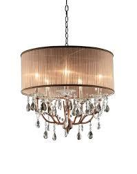 fabulous bronze drum chandelier plus mini drum pendant light and 5 light drum chandelier