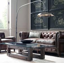 Diy Wood Glass Man Cave Furniture Coffee Table