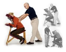Stoelmassage cursus