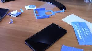 tempered glass bonaier 9h anti blue ray xiaomi redmi note 4x 4 pro prime