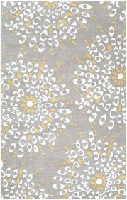yellow and white rugs best area rugs images on cabin and with regard to yellow white