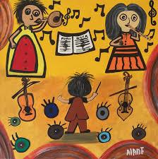 Music - Alan Tellez - WikiArt.org