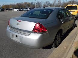 2008 Used Chevrolet Impala 4dr Sedan LS at Chevrolet of ...