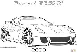 Coloriage Cheval Ferrari L L L L L L L L L