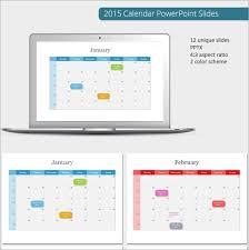 Ppt Calendar 2015 Free 7 Sample Powerpoint Calendar Templates In Ppt Psd