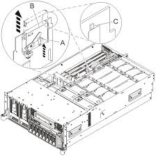 Removing and installing the cache <b>battery</b> pack