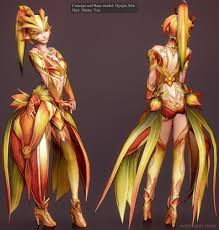 Best Game Character Design 25 Most Beautiful 3d Game Models And Character Designs