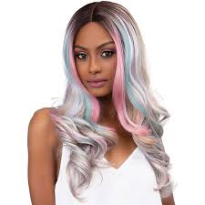 Janet Collection Wig Color Chart Janet Collection Synthetic Deep Part Color Me Lace Front Wig Lovely