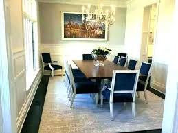 rug under kitchen table area rugs for not cowhide dining tables round tabl