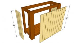 outdoor bar plans myoutdoorplans