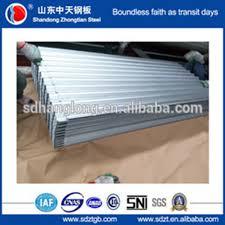 guage corrugated alu zinc150g metal roofing she