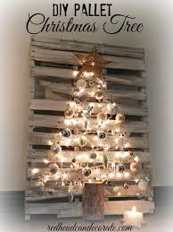 painted pallet christmas tree. pallet christmas tree painted i