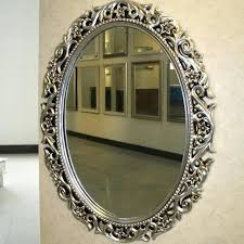 mirrors for bathrooms framed oval bathroom mirror ideas google search cloakroom uk
