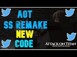 Roblox titan god simulator codes. Aot Ss Remake New Code 2021 Roblox Youtube