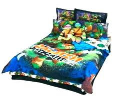 Ninja Turtle Bed Set Turtles Bedroom Furniture The Amazing King ...