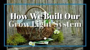 Hyper Tough Grow Light Our Grow Light System Made With Cheap Hyper Tough Led Shop Lights