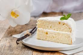 Fluffy Homemade Vanilla Cake Recipe