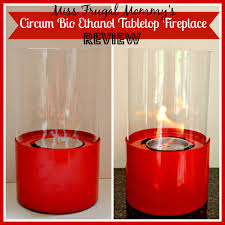cir bio ethanol tabletop fireplace review miss frugal