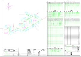 Isometric Pipe Design Piping Isometric Drawing Symbols Pdf At Getdrawings Com