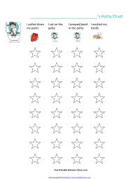 3 Potty Training Chart Templates Free Templates In Doc