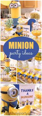 Minion Birthday Party Minions Birthday Cts Minion Style Birthdays